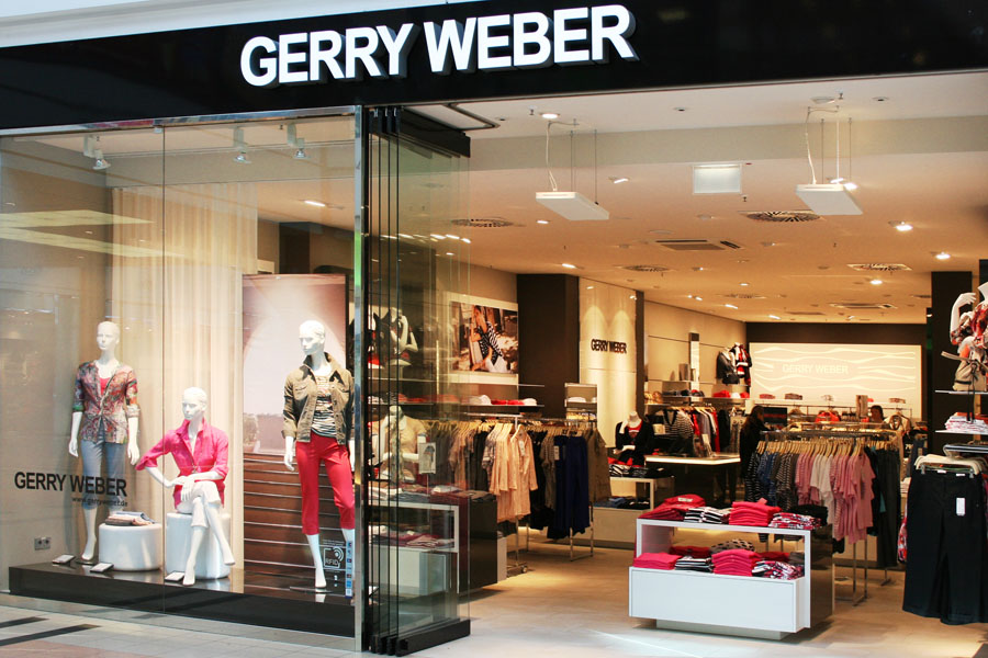 newest 73dc4 502df Gerry Weber Store, Biell